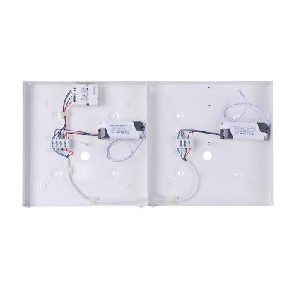 LED panel koppling