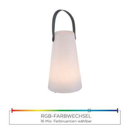 LED utomhus bordslampa KENOA